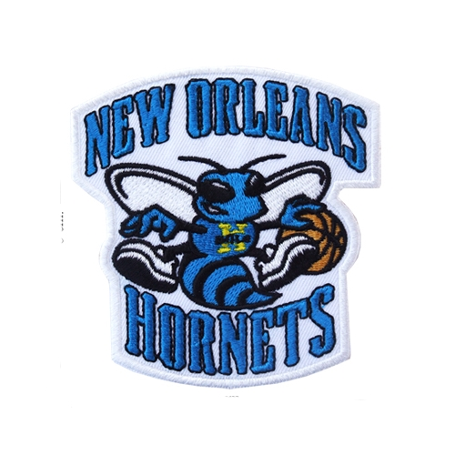 New Orleans Hornets Embroidery logo